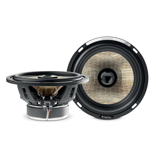 """Focal PC 165 FE FLAX EVO 6.5"""" Coaxial Speakers, RMS: 70W - MAX: 140W PC165FE"""