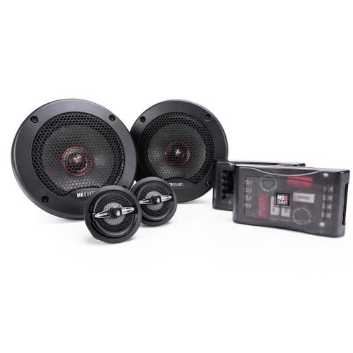 """MB Quart PS1-213 Premium Series 5.25"""" Component Speakers"""