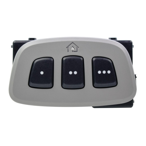 Advent ADVGENHL5ALL Homelink 5 , includes all 3 colored bezels - Tan, Gray & Black