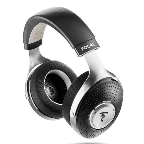 Focal Elegia High-Fidelity Closed-Back Circum-Aural Headphones - Open Box
