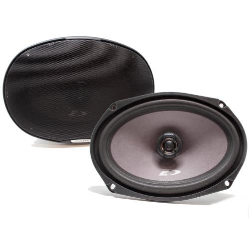 """Alpine SXE-6926S 6x9"""" 2-Way Coaxial Speaker"""