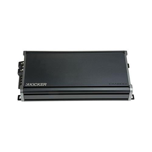 Kicker 46CXA18001 CXA18001 - 1800-Watt Mono Class D Subwoofer Amp - Used Good