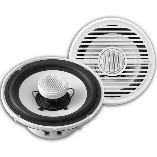 Clarion CMG1622R 6.5-Inch 100-Watt Marine Speakers (Pair)