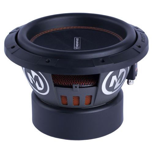"""Memphis Audio 15-M610D4 10"""" MOJO Dual 4-Ohm Subwoofer - 500 wRMS"""