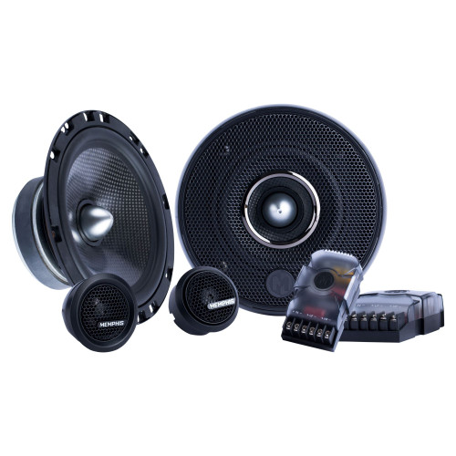 "Memphis Audio 15-MCX60C 6.5"" Oversized Mclass Component Speaker System - Pair"