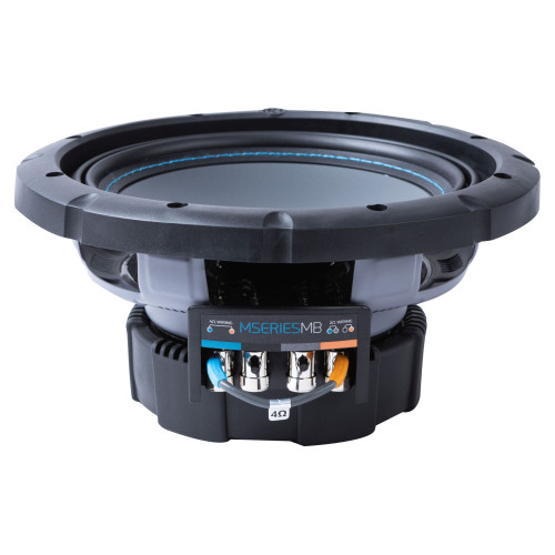 """Memphis Audio MB824 8"""" MSeries MB Subwoofer with Selectable Impedance, 2 Or 4 Ohms - 300 wRMS"""