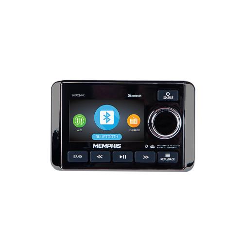 Memphis Audio MXAZ24MC  Bluetooth Media Center With Zone Control And Video Input