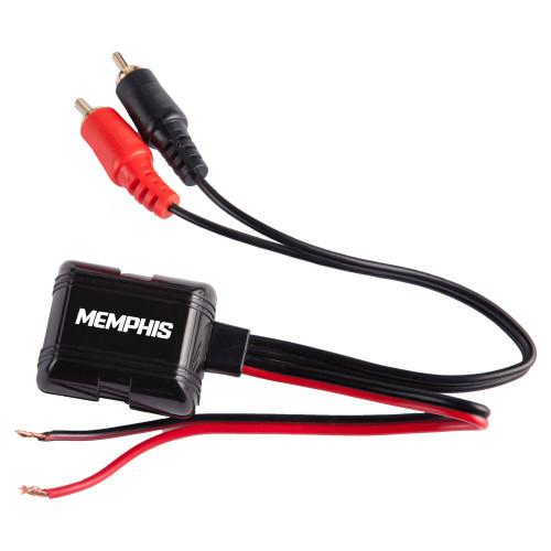 Memphis Audio MXABTAC Weatherproof Bluetooth Streamer