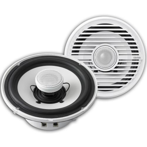 Clarion CMG1622R 6.5-Inch 100-Watt Marine Speakers (Pair) - Open Box