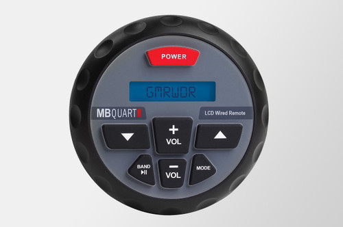 MB Quart GMRWDR Wired remote with display for GMR-2 - Used, Very Good