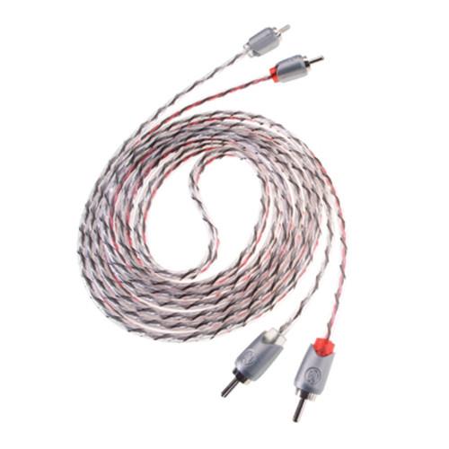 Memphis Audio ETP-12 12-Foot 2 -Channel Audio Interconnect Cables