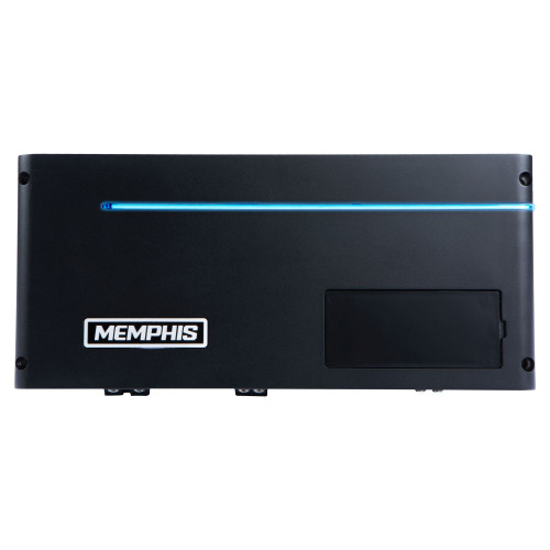 Memphis Audio PRXA700.5 Refurbished Power Reference Series 5-Channel Amplifier - 75 x 4 + 400 x 1 RMS at 2-Ohms