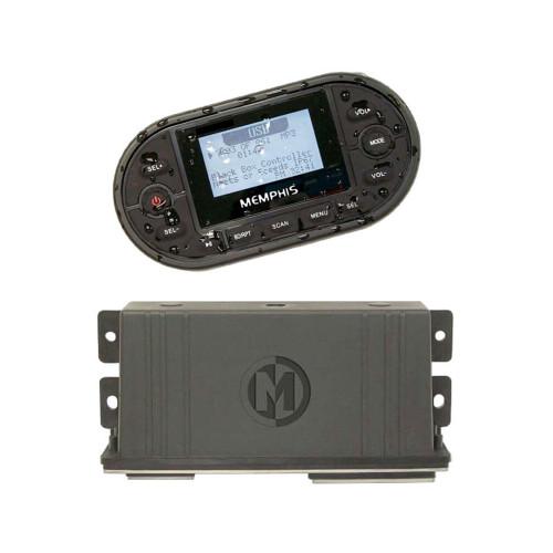 Memphis Audio MM2 Marine Source Unit