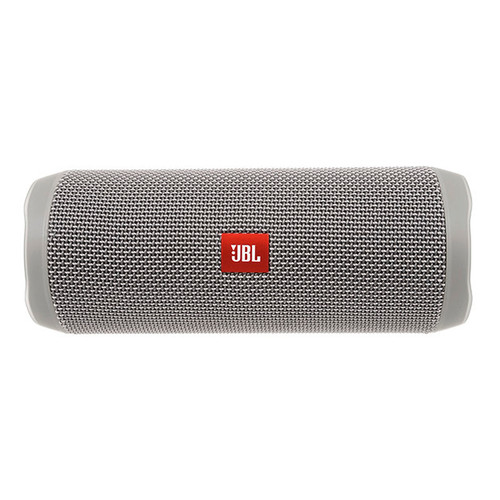 JBL Flip 4 full-featured waterproof portable Bluetooth speaker with surprisingly powerful sound – Gray