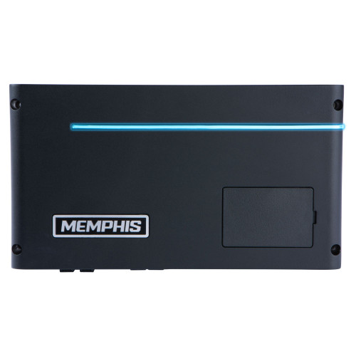 Memphis Audio Refurbished PRXA1000.1 Power Reference Series Mono Subwoofer Amplifier, 1000 Watts RMS x 1 at 1-Ohm