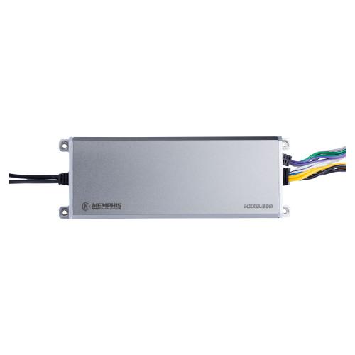 Memphis Audio Refurbished MXA5.600 Powersports 5-Channel Amplifier 75x4 + 300x1