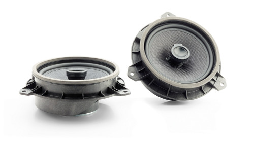 """Focal IC165TOY Integration Series 2-Way 6.5"""" Coaxial Speaker Kit for Toyota"""