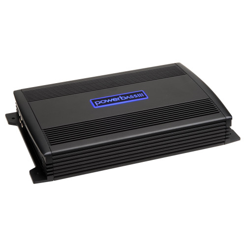 PowerBass ASA3-400.1 - 400 Watt x 1 @ 2-Ohm Amplifier