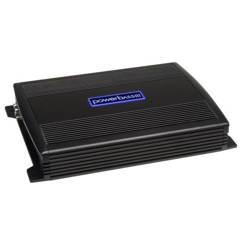 PowerBass ASA3-600.1D - 600 Watt x 1 @ 1-Ohm Amplifier