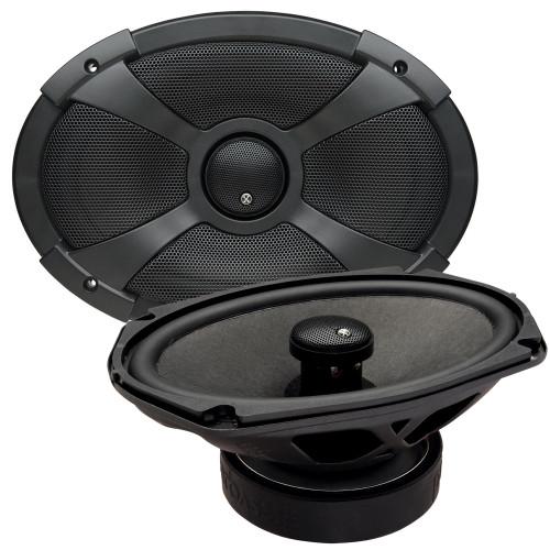 "PowerBass 2XL-693 - 6x9"" Coaxial Speakers - Pair"