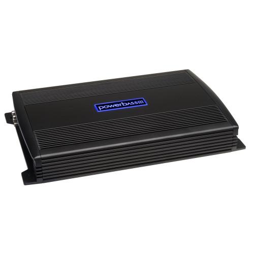 PowerBass ASA3-1000.1D - 1000 Watt x 1 @ 1-Ohm Amplifier