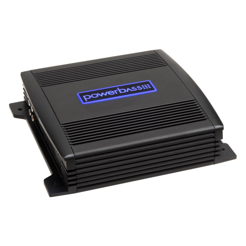 PowerBass ASA3-300.2 - 150 Watt X 2 @ 2-Ohm Amplifier