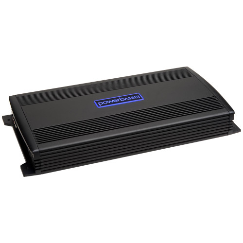 PowerBass ASA3-700.5 - 100 Watt x 4 + 400 Watt x 1 @ 2-Ohm Amplifier