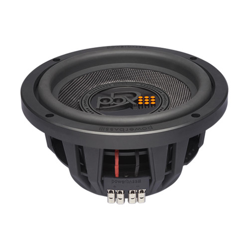 """PowerBass 2XL-1040D - 10"""" Compact Dual 4-Ohm Subwoofer"""