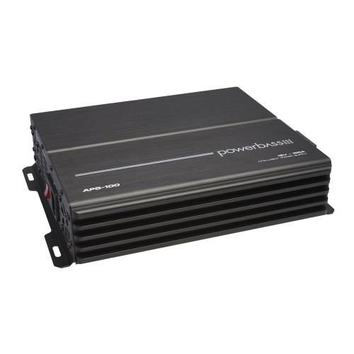 PowerBass APS-100X - 100 Amp AC to DC Power Supply 220-240V AC