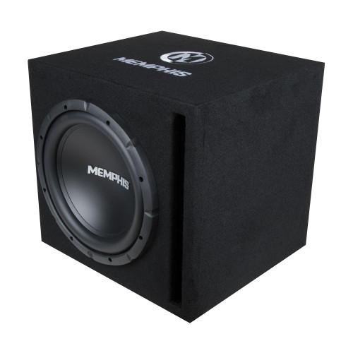 "Memphis Audio SRXE112VP Single 12"" Powered Bass System"