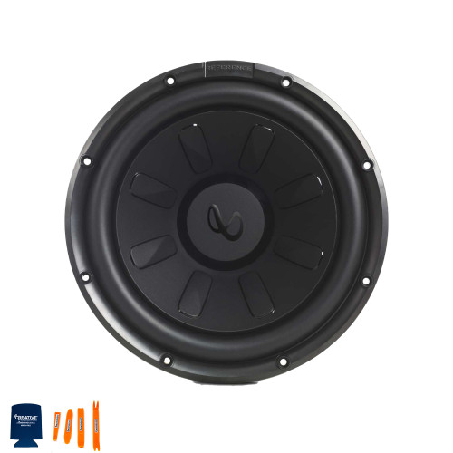 Infinity REFERENCE-1270AM Reference 12 Inch Subwoofer with SSI (Selectable Smart Impedance)