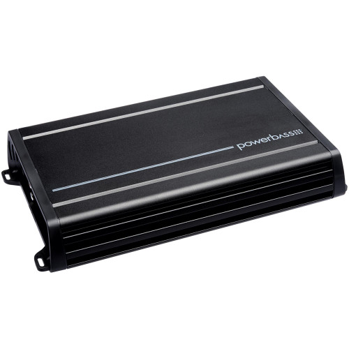 PowerBass ACS-1000D - 1000 Watt x 1 @ 1-Ohm Amplifier