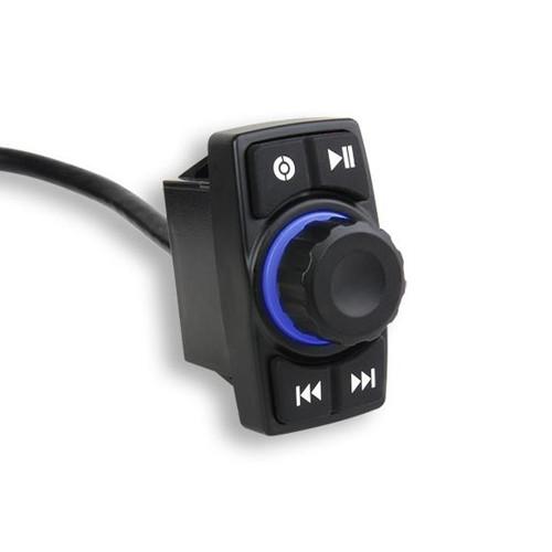 SSV WP-MRB2R Universal Bluetooth Rocker Switch Audio System with 200-watt Amplifier