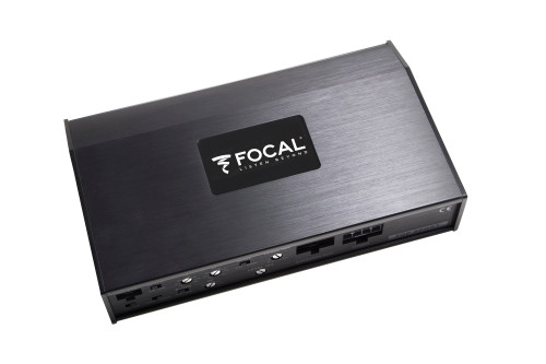 Focal FDPSport 4-Channel Powersport & Motorcycle Amplifier - 4 x 175 W- Used Very Good