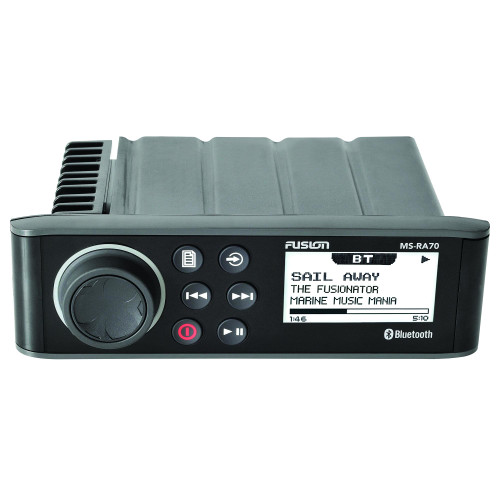 Fusion Entertainment MS-RA70 Marine Entertainment System with Bluetooth
