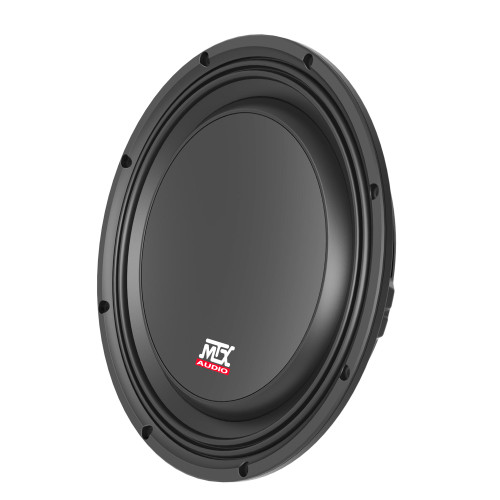 """MTX Audio 3510-04S 35-Series 10"""" 300W RMS 4-Ohm Shallow Mount Subwoofer"""