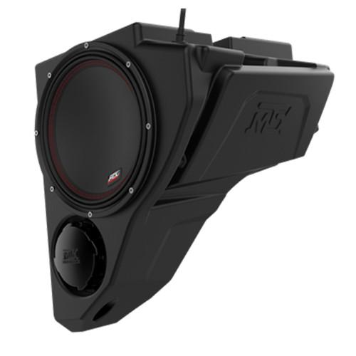 MTX Audio RZR-14-SW Loaded Subwoofer Enclosure Compatible With 2014+ Polaris RZR