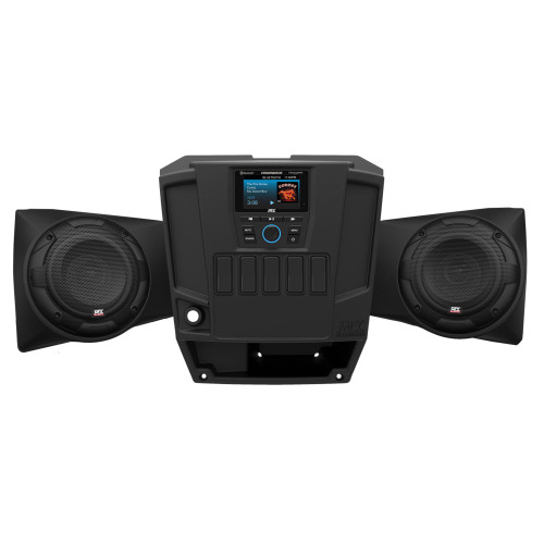 """MTX Audio RANGERSYSTEM1 - Includes A Pair Of Speaker 6.5"""" Pods, A AWMC3 All Weather Radio, Dash Kit and Speaker Wire For Select Polaris Ranger"""