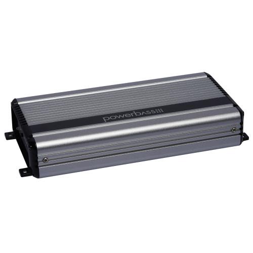 PowerBass XL-4165M - 160 Watt x 4 @ 2-Ohm Mini Full Range Digital Amplifier