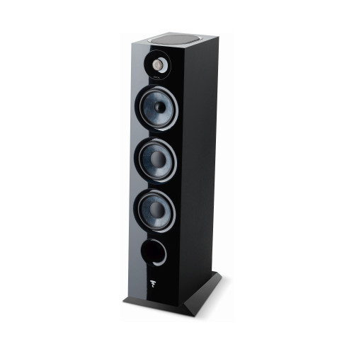 Focal Chora 826-D 3-way bass reflex floorstanding loudspeaker  Black, Sold Individually
