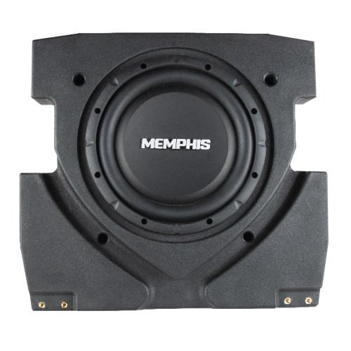 """Memphis Audio CANAMX310SE - Maverick X3 10"""" Powered Subwoofer 200/400w"""