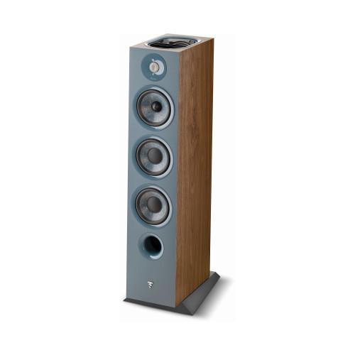 Focal Chora 826-D 3-way bass reflex floorstanding loudspeaker, Dark Wood, Sold Individually