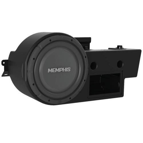"Memphis Audio GEN10SE - Polaris General 10"" Powered Subwoofer 200/400w"