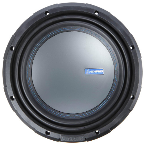 "Memphis Audio M7 Series 10"" component subwoofer with selectable 1- or 2-ohm impedance"