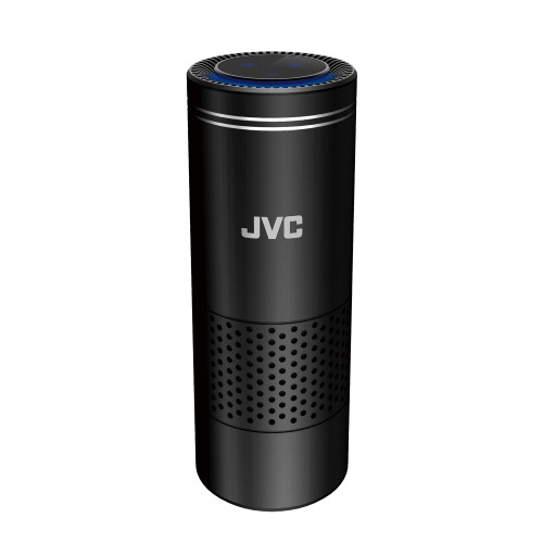 JVC KS-GA100 HEPA Filter with 3-stage filtration / Motion Activated Controls / Portable enough for the car cup holder - Used Good