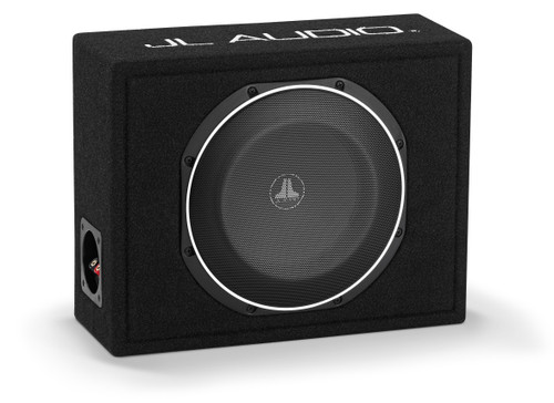 JL Audio PowerWedge with 10TW1-2 ohm subwoofer driver (sealed) - Open Box