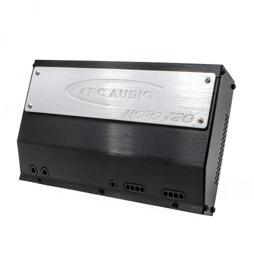ARC Audio MOTO 720 4-Channel Amplifier Hi-Output Powersports Amplifier - Open Box