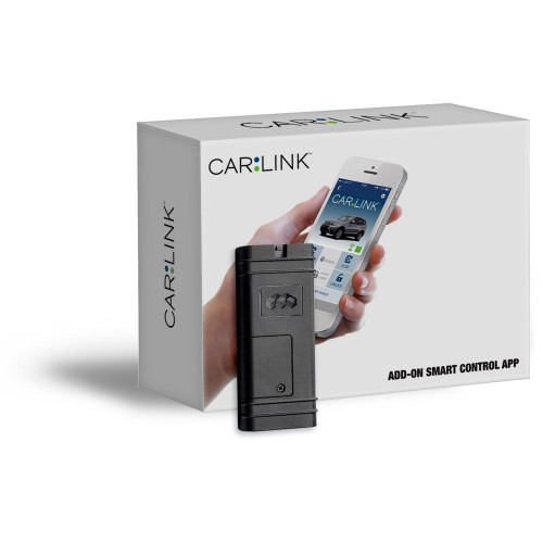 Code Alarm ASCL6 Carlink Cellular Smartphone control with advanced features.  Includes 1st Year of Basic & GPS Service