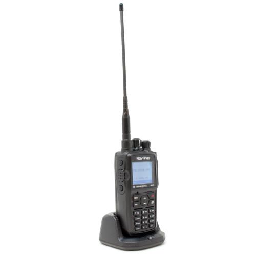 NavAtlas NHR1 Handheld Dual-Band Radio
