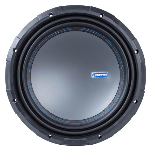 """Memphis Audio M71212 M7 Series 12"""" component subwoofer with selectable 1- or 2-ohm impedance"""